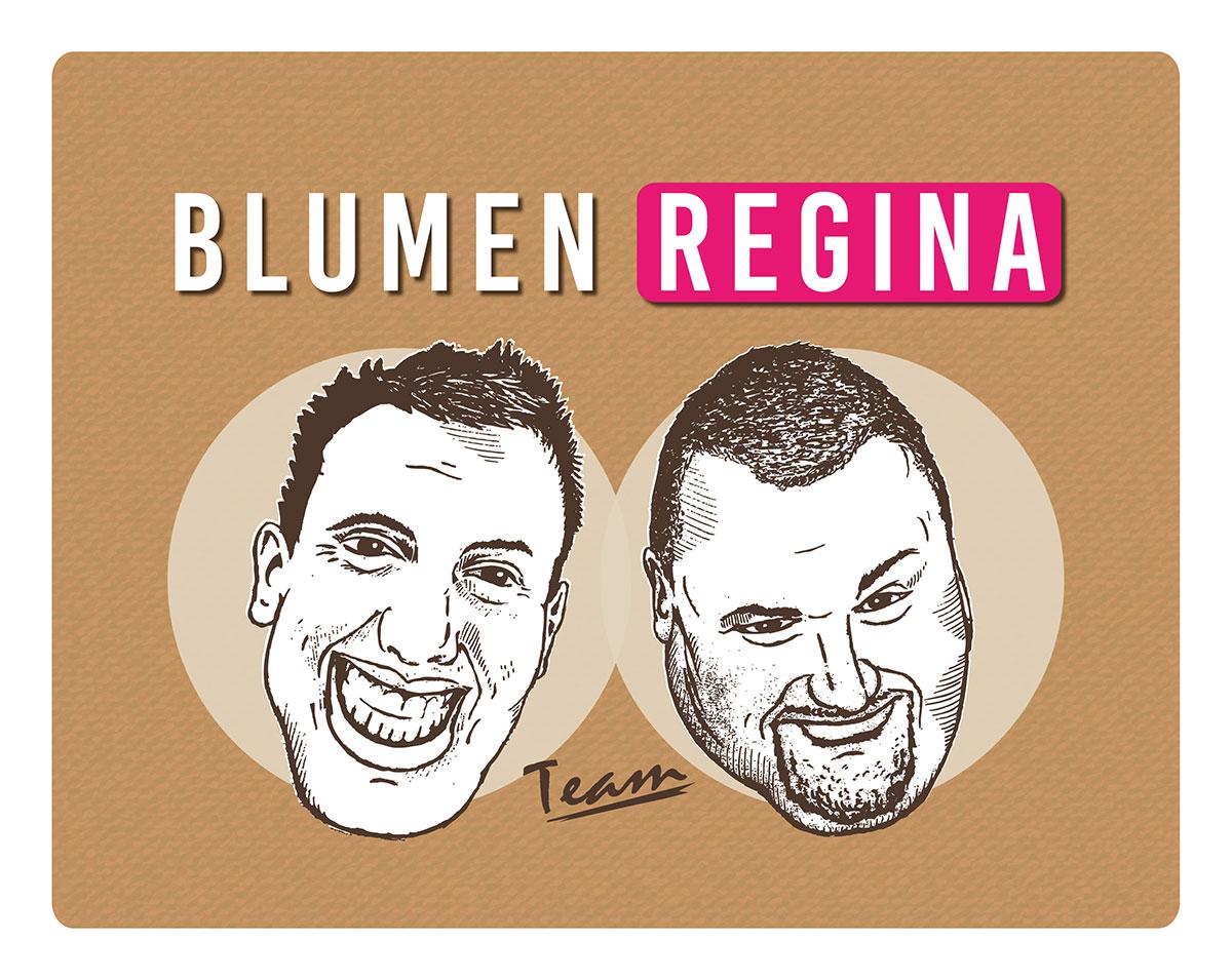 Projekt | Blumen Regina
