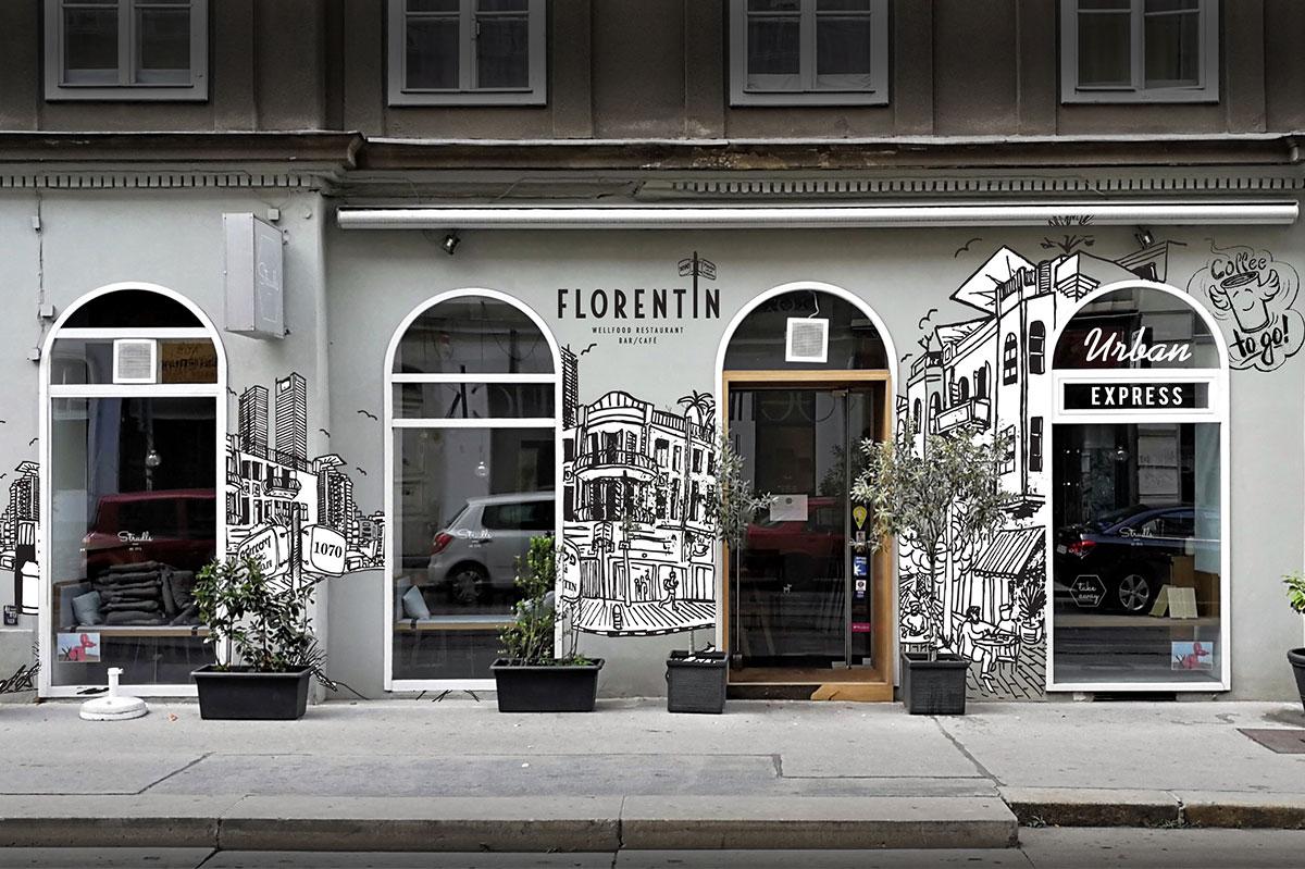 Projekte | Restaurant Florentin